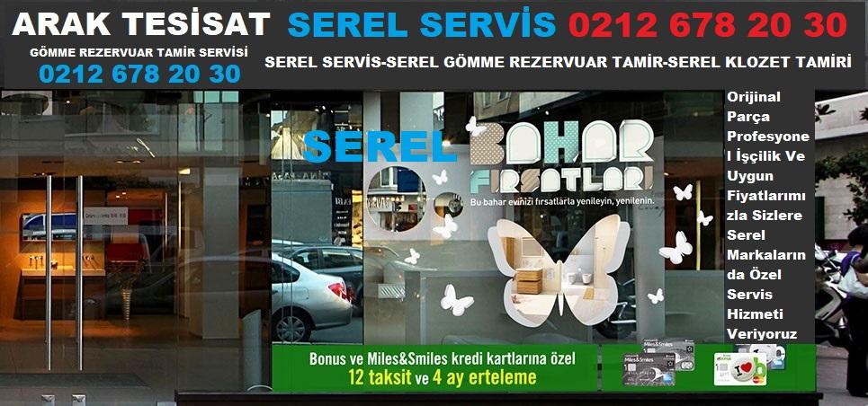 SEREL SERVİS ESENLER 0212 678 20 30