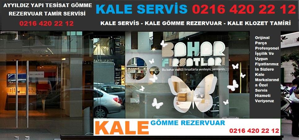 KALE SERVİS 0216 420 22 12